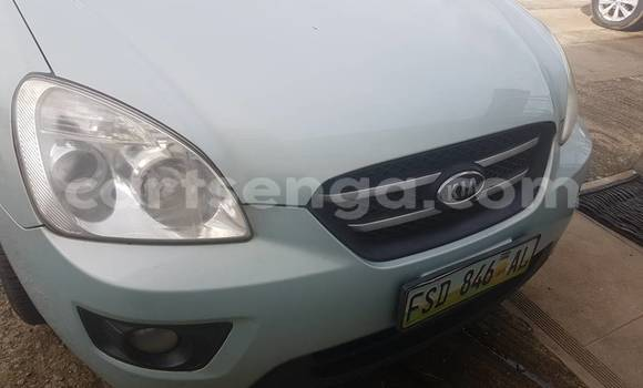 Buy Used Kia Carens Silver Car in Manzini in Swaziland