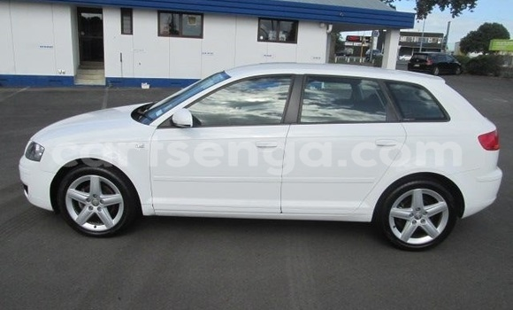 Buy Used Audi A3 White Car in Mbabane in Swaziland