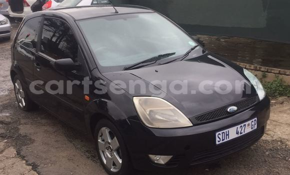 Buy Used Ford Fiesta Black Car in Big Bend in Swaziland