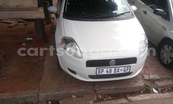 Buy Used Fiat Punto White Car in Big Bend in Swaziland