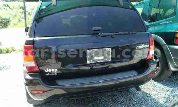 Buy Used Jeep Grand Cherokee Black Car in Manzini in Swaziland