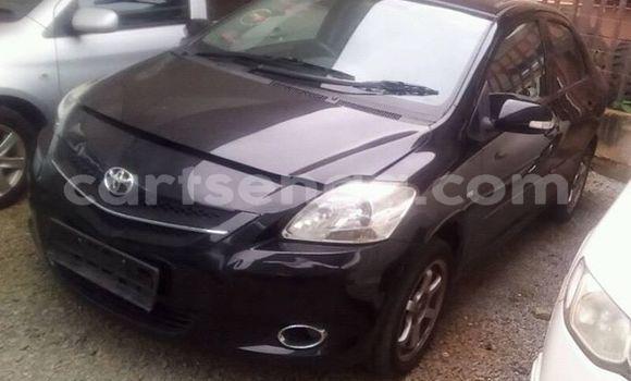 Buy Used Toyota Vios Black Car in Manzini in Swaziland