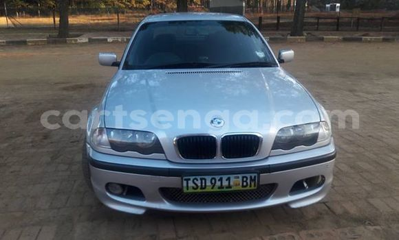Buy Used BMW 355i Silver Car in Mbabane in Swaziland