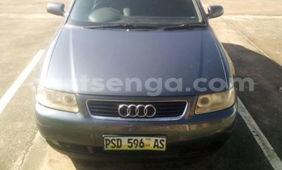 Buy Used Audi A3 Black Car in Nhlangano in Swaziland