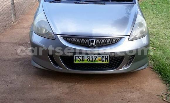 Buy Used Honda Fit Silver Car in Mbabane in Swaziland