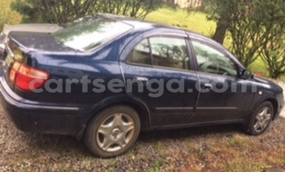 Buy Used Nissan Sunny Blue Car in Mbabane in Swaziland