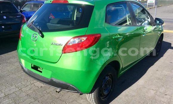 Buy Used Mazda Demio Green Car in Manzini in Swaziland