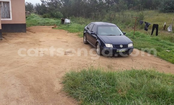 Buy Used Volkswagen Bora Blue Car in Mbabane in Swaziland