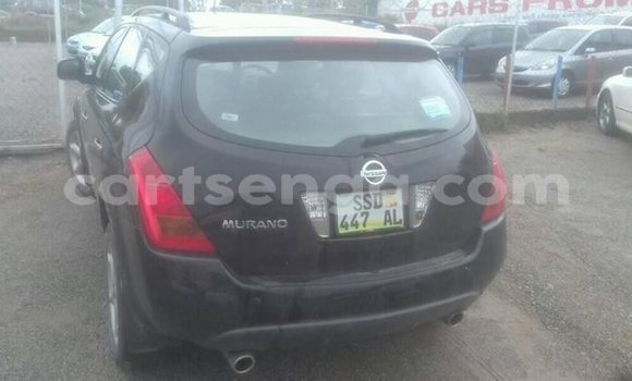 Buy Used Nissan Murano Black Car in Mbabane in Swaziland
