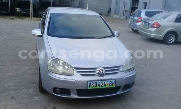 Buy Used Volkswagen Golf Silver Car in Mbabane in Swaziland
