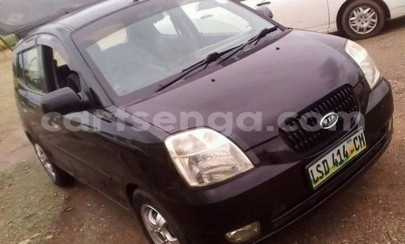 Buy Used Kia Picanto Black Car in Manzini in Swaziland