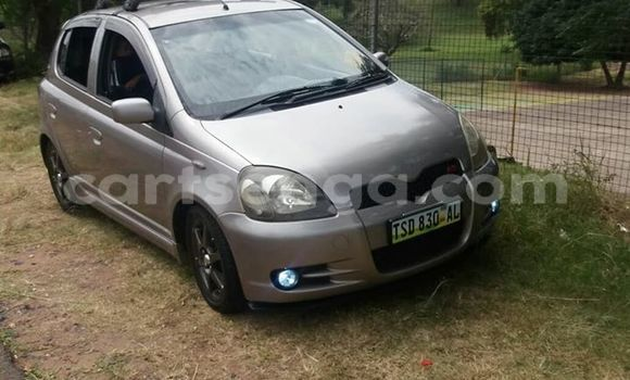 Buy Used Toyota Vitz Silver Car in Manzini in Swaziland