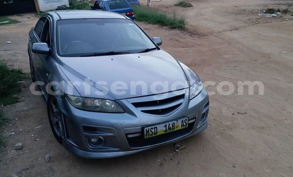 Buy Used Mazda Atenza Silver Car in Manzini in Swaziland