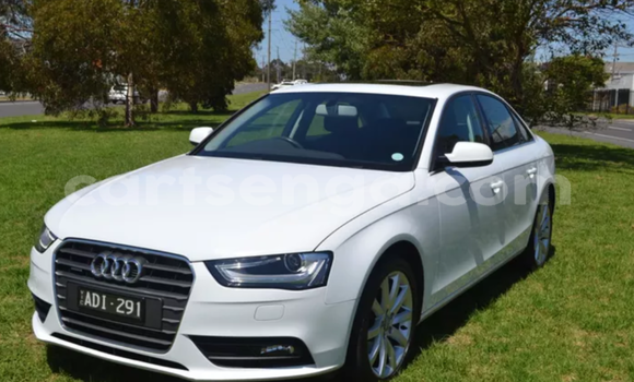 Buy Used Audi A4 White Car in Siteki in Swaziland