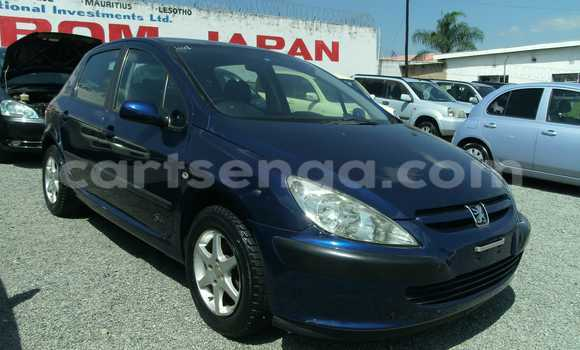 Buy Used Peugeot 407 Blue Car in Manzini in Swaziland