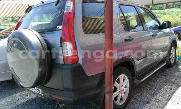 Buy Used Honda CR-V Blue Car in Manzini in Swaziland