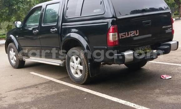 Buy Used Isuzu D-MAX Black Car in Manzini in Swaziland