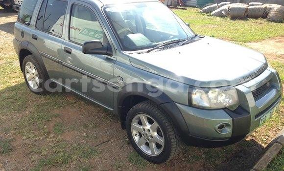 Buy Used Land Rover Freelander Silver Car in Manzini in Swaziland