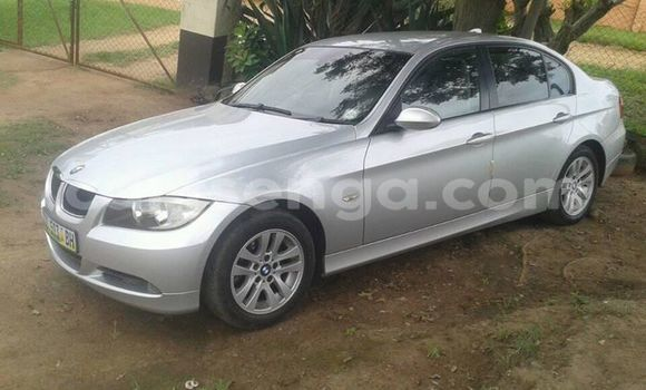 Buy Used BMW 3-Series Silver Car in Manzini in Swaziland