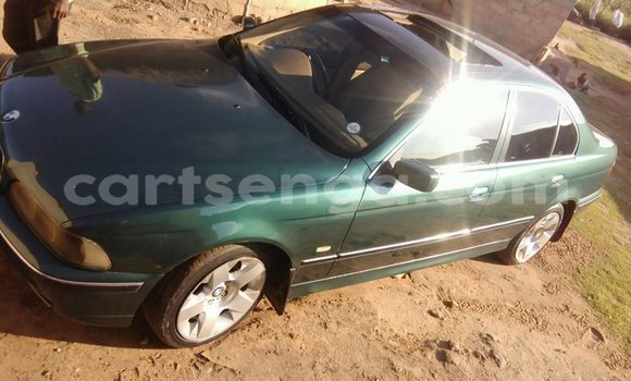 Buy Used BMW 5-Series Green Car in Manzini in Swaziland