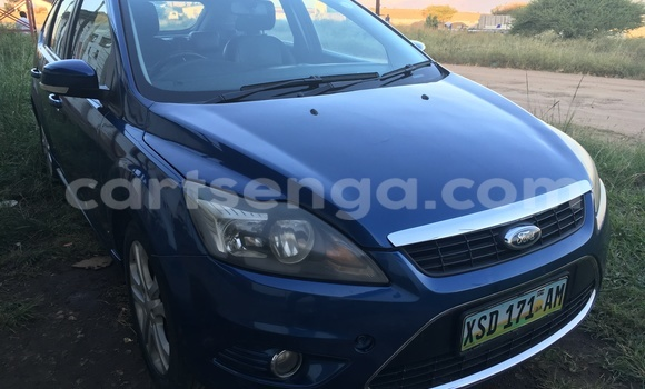 Buy Used Ford Focus Blue Car in Manzini in Swaziland