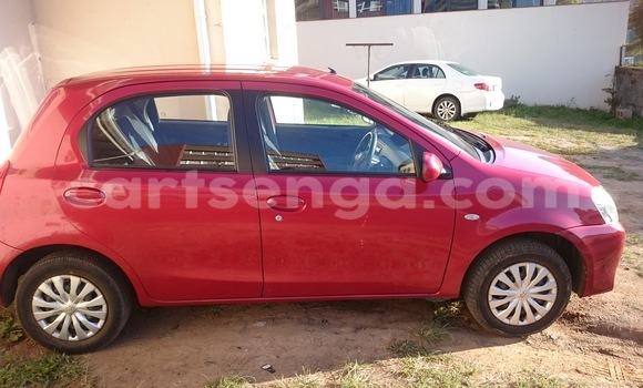 Buy Used Toyota bB Red Car in Mbabane in Swaziland