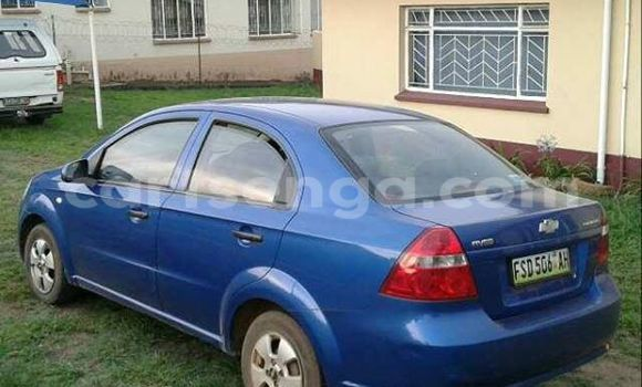 Buy Used Chevrolet Camaro Blue Car in Manzini in Swaziland