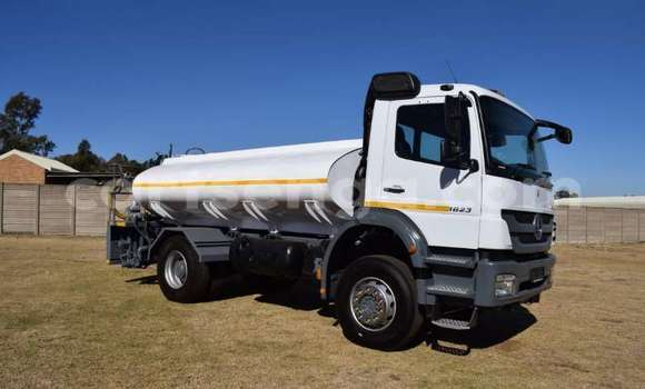 Medium with watermark mercedes benz truck water tanker axor 1823 2014 id 63658849 type main