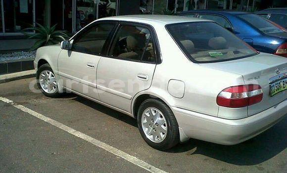 Buy Used Toyota 4Runner White Car in Manzini in Swaziland
