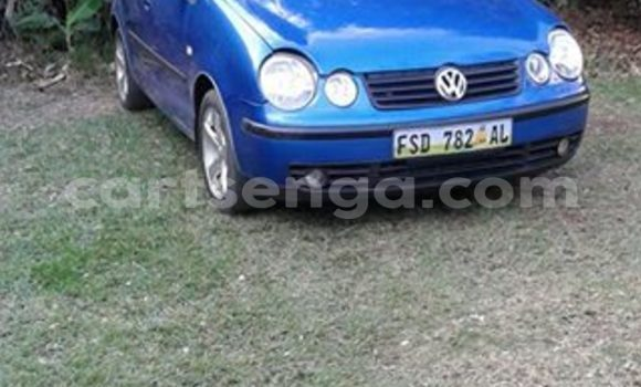 Buy Used Volkswagen Beetle Blue Car in Manzini in Swaziland