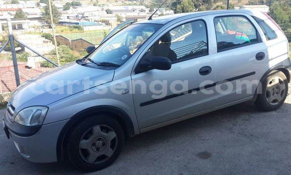 Buy Used Opel Astra Silver Car in Mbabane in Swaziland