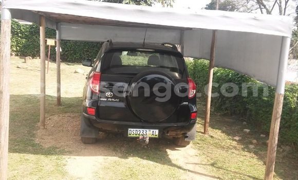 Buy Used Toyota RAV4 Black Car in Manzini in Manzini