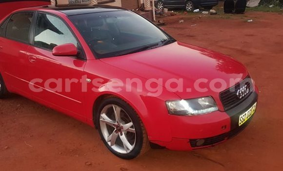Buy Used Audi A4 Red Car in Manzini in Manzini