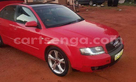 Acheter Occasion Voiture Audi A4 Rouge à Manzini, Manzini