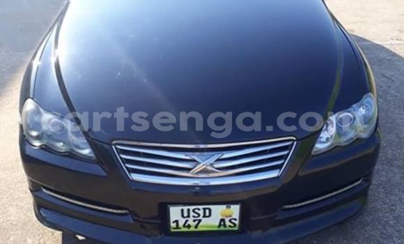 Buy Used Toyota Mark X Black Car in Mbabane in Manzini
