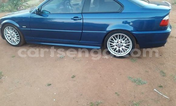 Buy Used BMW 3–Series Blue Car in Manzini in Manzini