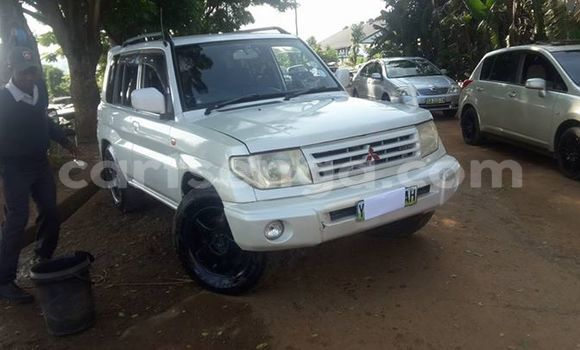 Buy Used Mitsubishi Pajero White Car in Nhlangano in Shiselweni District