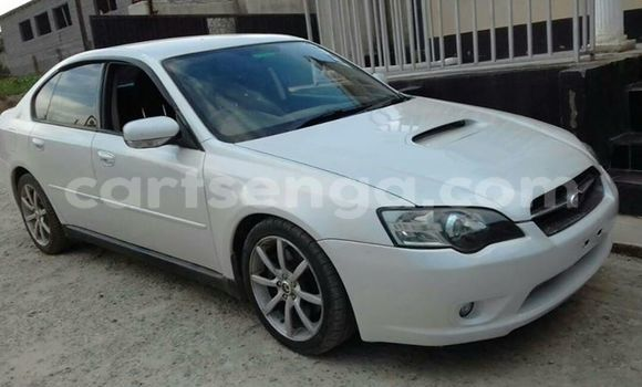 Buy Used Subaru Legacy White Car in Manzini in Manzini
