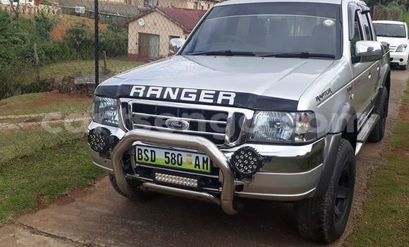 Buy Used Ford Ranger Silver Car in Mbabane in Manzini