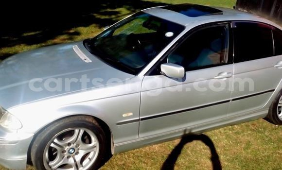 Buy Used BMW 3-Series Silver Car in Mbabane in Manzini