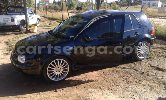 Acheter Occasion Voiture Volkswagen Golf Noir à Manzini, Manzini