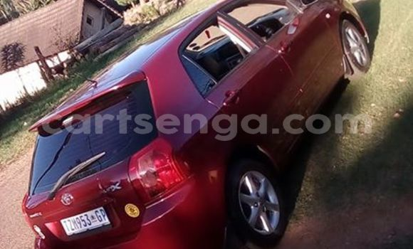 Buy Used Toyota Runx Red Car in Manzini in Manzini