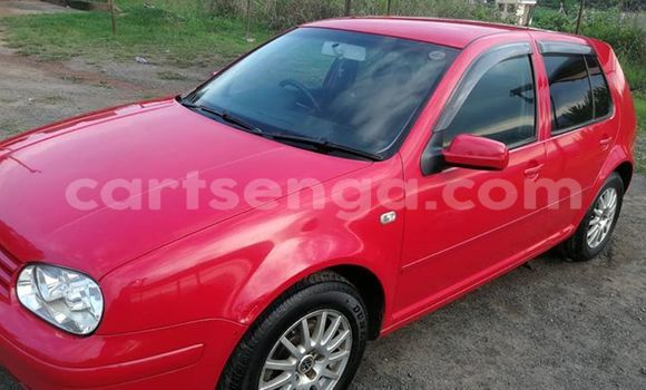 Buy Used Volkswagen Golf Red Car in Manzini in Manzini