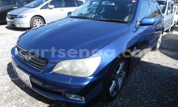 Buy Used Lexus IS 300 Blue Car in Manzini in Manzini