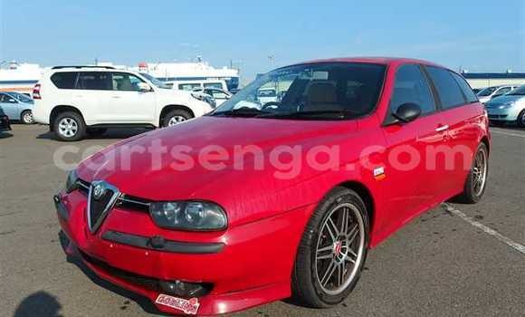 Buy Used Alfa Romeo 156 Red Car in Manzini in Manzini