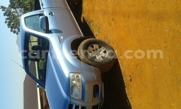 Buy Used Ford Ranger Blue Truck in Manzini in Swaziland