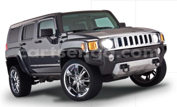Buy Used Hummer H2 Black Car in Manzini in Swaziland