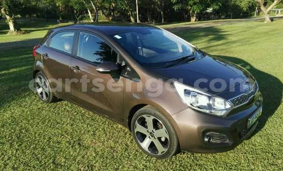 Buy Used Kia Rio Brown Car in Mbabane in Manzini