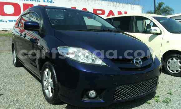 Buy Used Mazda Premacy Blue Car in Manzini in Swaziland