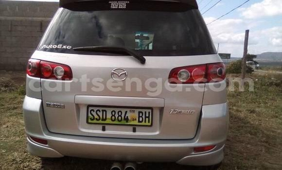 Buy Used Mazda Demio Silver Car in Mbabane in Manzini